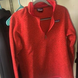 Perfect condition 1/4 zip Patagonia sweater